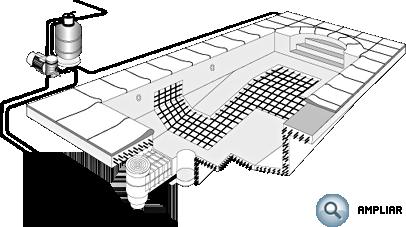 Construcci n de piletas de nataci n piscinas natatorios en for Construccion de piletas de material